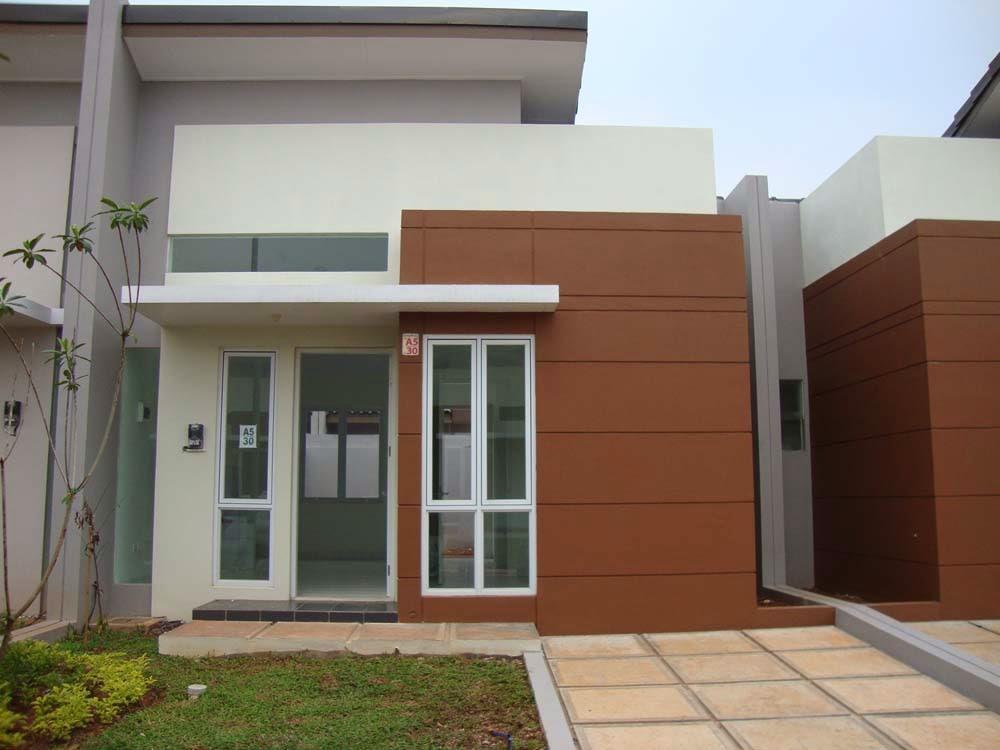 Desain Tampak Depan Rumah Minimalis Terbaru - Desain Rumah Minimalus