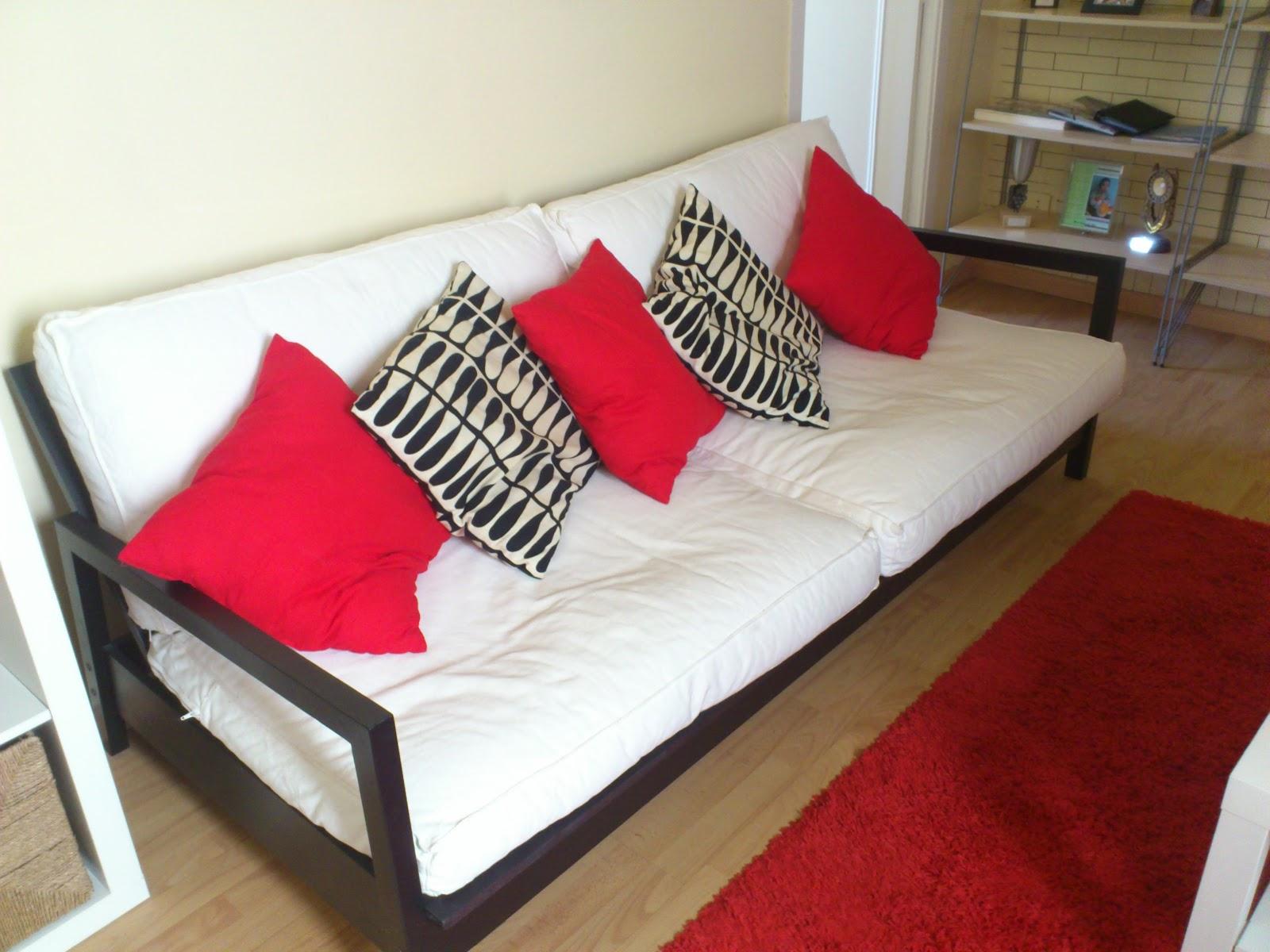 Lo vendemos todo sofa cama con dos fundas for Sofa con dos camas