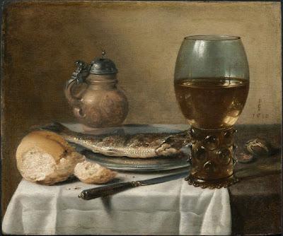 Pieter Claesz - Still life