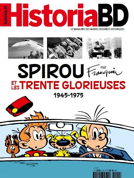 Spirou et les Trente Glorieuses (1945 - 1975)