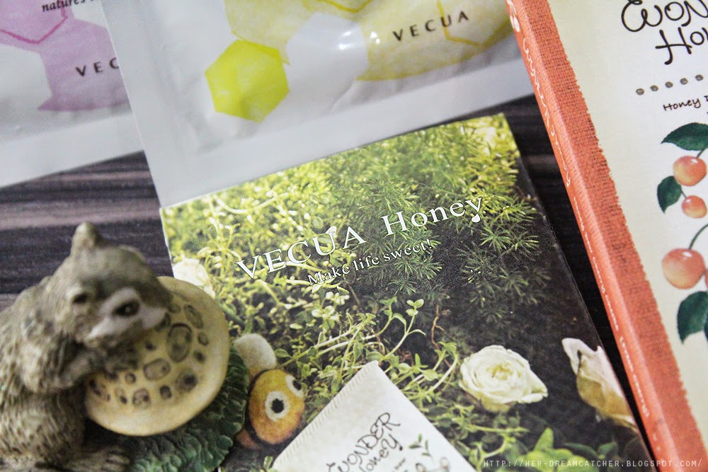 Vecua Honey Makeup Products