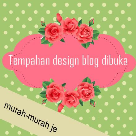 tutorial,edit blog,murah