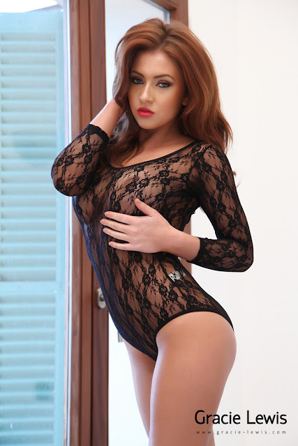 Playboy Model Gracie Lewis