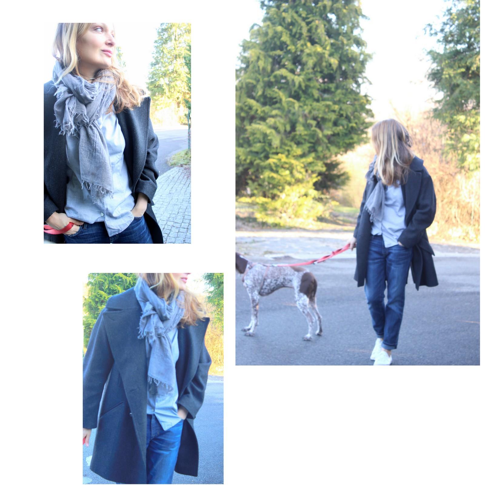 Capsule wardrobe Isabel Marant coat