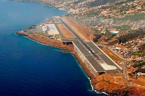 Aeroporto de Funchal - Ilha da Madeira