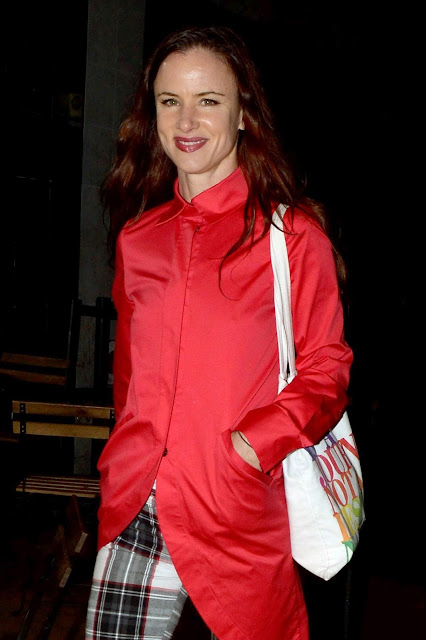 Actress, Singer, @ Juliette Lewis Leaves Cage the Elephant live at El Rey theatre Los Angeles