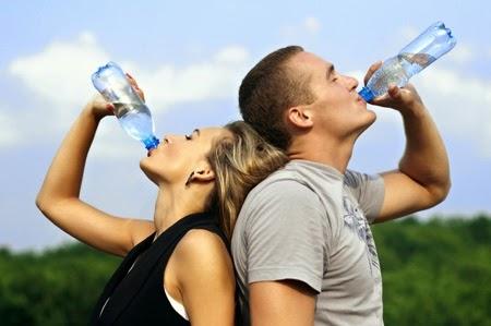 Hidratación después del ejercicio