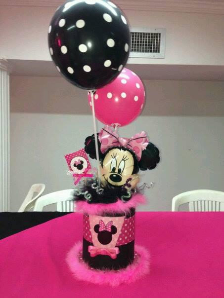 Decoracion Minnie Rosada ~ Ursula Newman Eventos Decoracion Fiesta Infantil Minnie Mouse Paris
