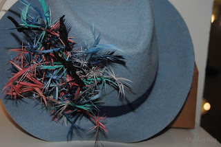 fedora-azul-asun-duran-sombrero