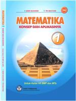 Download Buku Matematika KTSP 2006 SMP Sederajat