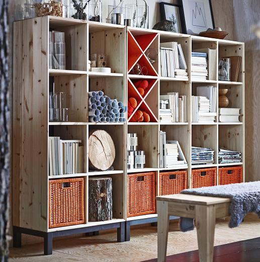 Ikea valencia novedades la garbatella blog de for Mueble estanteria ikea