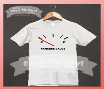 Patience Gauge Shirt