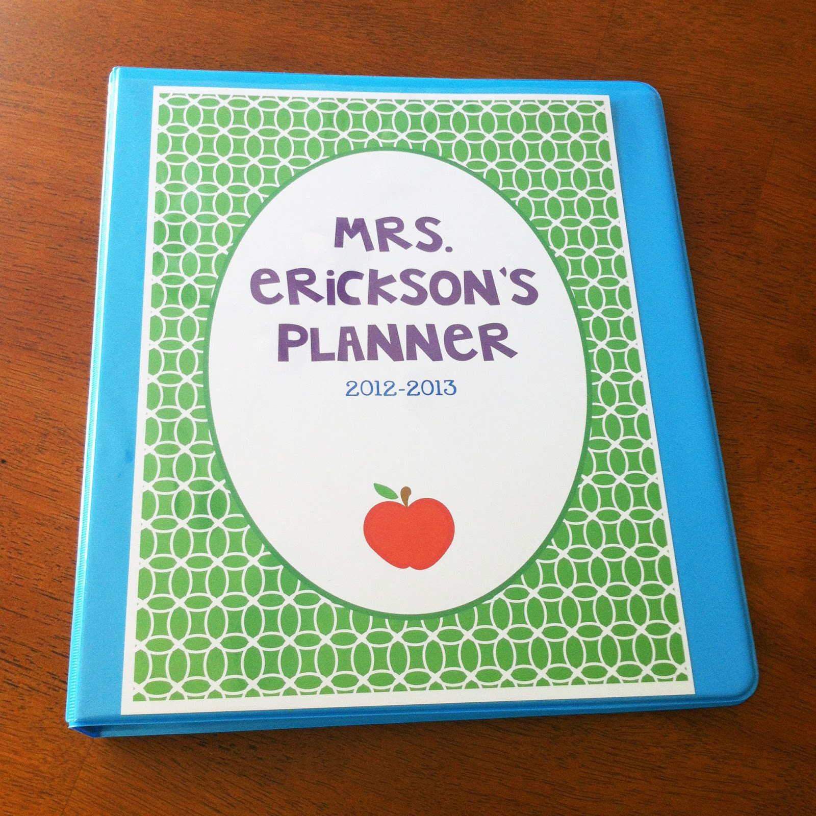 the teacher wife how to create your own teacher binder