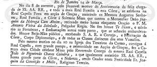 Gazeta do Rio de Janeiro - 14 de março de 1810 | www.professorjunioronline.com