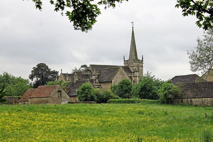 St Cyriac's Church