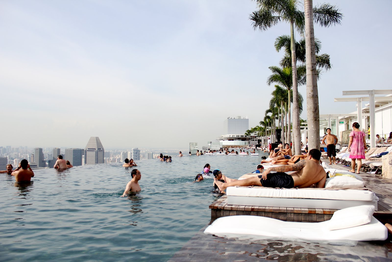 Matchalove marina bay sands infinity pool - Marina bay sands piscina ...