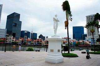 raffles-landing-site-singapura