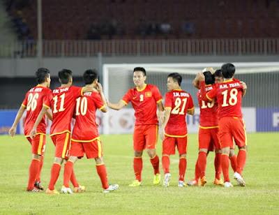 Xem lại đầy đủ trận U23 Việt Nam vs U23 Lào