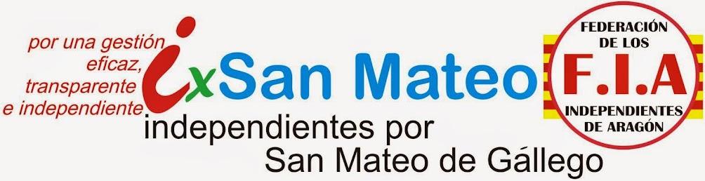 Independientes de San Mateo de Gállego