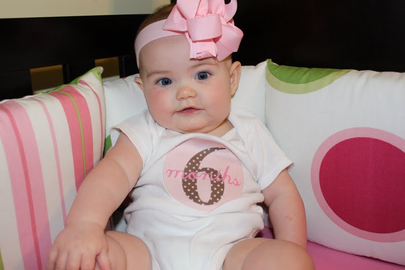 food fun and fitness claire 6 months