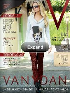 catalogo vanydan marzo 2013