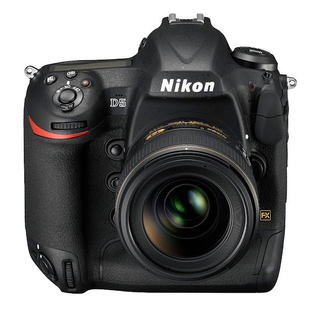 Fotografia della Nikon D5
