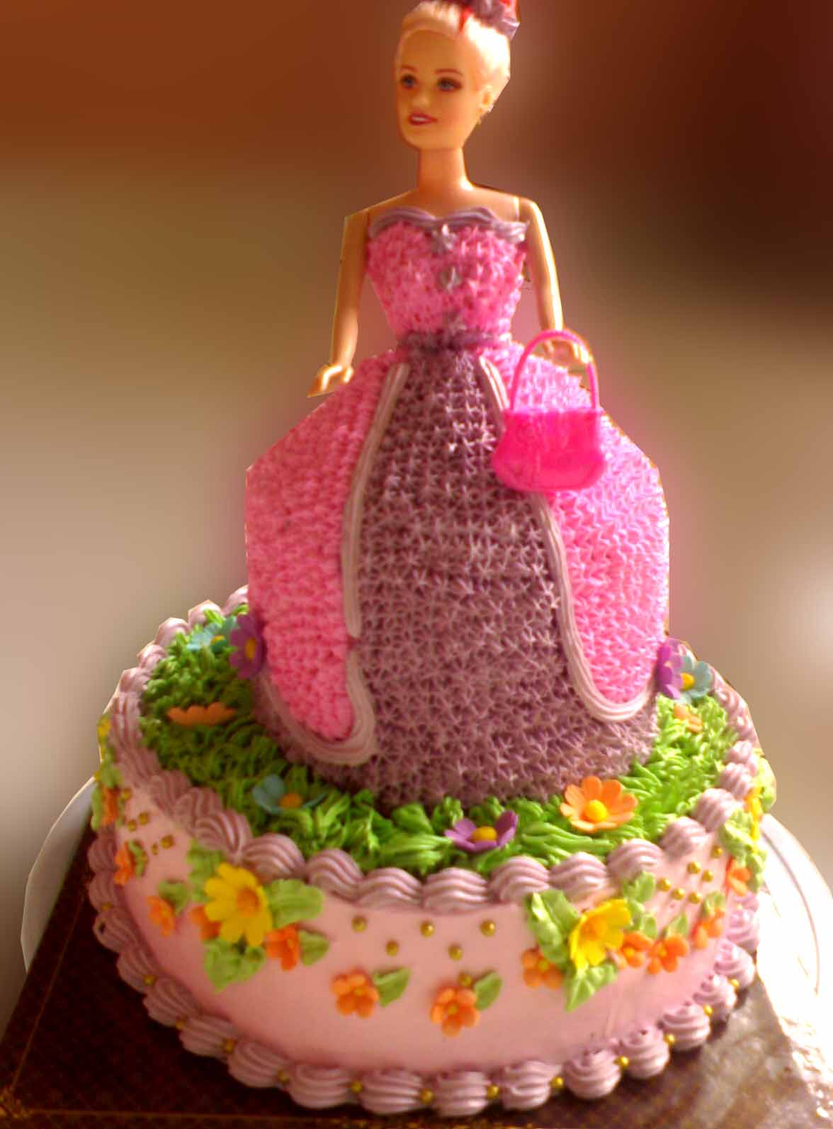 Images Of A Barbie Cake : Birthday barbie cakes Birthday Party Ideas