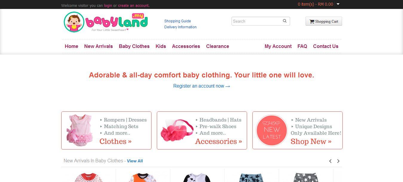 best baby stores online
