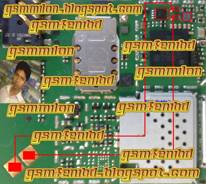 nokia 1202 1661 5030c ringer solution posted by kakon at 23 32