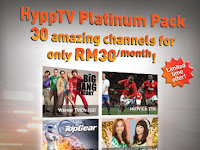 HyppTV Platinum Pack