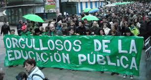 Movilizaciones Marea Verde
