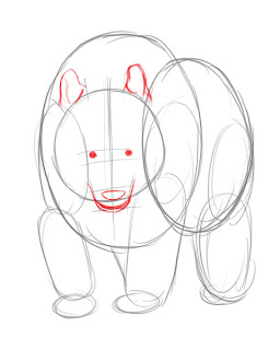 Learn To Draw Cartoon Animals Step By Step