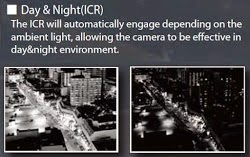 Cctv day & night