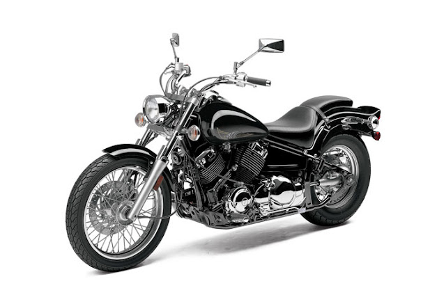 2013 Yamaha V-Star 650 Custom