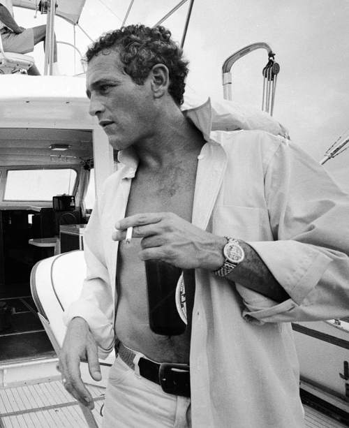 from Rex paul newman was gay