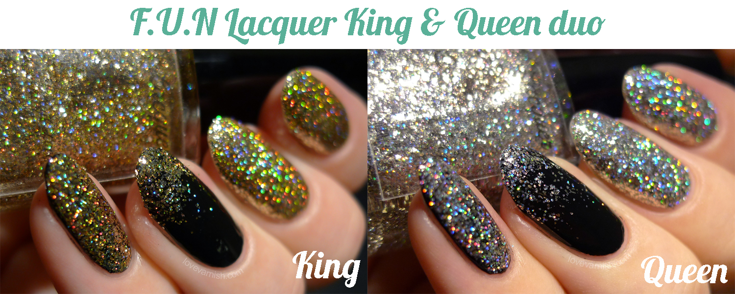 F.U.N Lacquer King & Queen