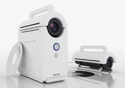 Creative Projectors and Unusual Projector Related Designs and Concepts (30) 21