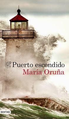 LIBRO - Puerto escondido María Oruña (Destino - 8 septiembre 2015) NOVELA NEGRA | Edición papel & ebook kindle Comprar en Amazon
