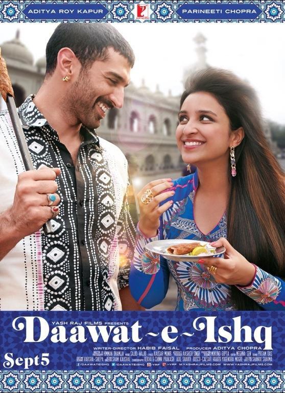 Phim Bữa Tiệc Tình Yêu -Daawat-e-ishq - Ấn Độ