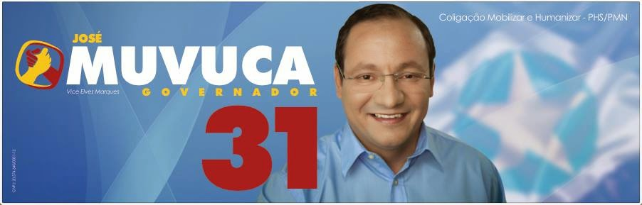 "GOVERNADOR DE MT JORNALISTA JOSÉ MUVUCA"""