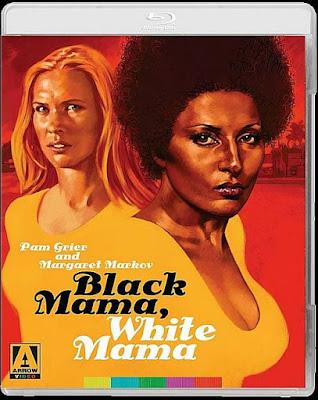 Black Mama White Mama Blu-ray cover