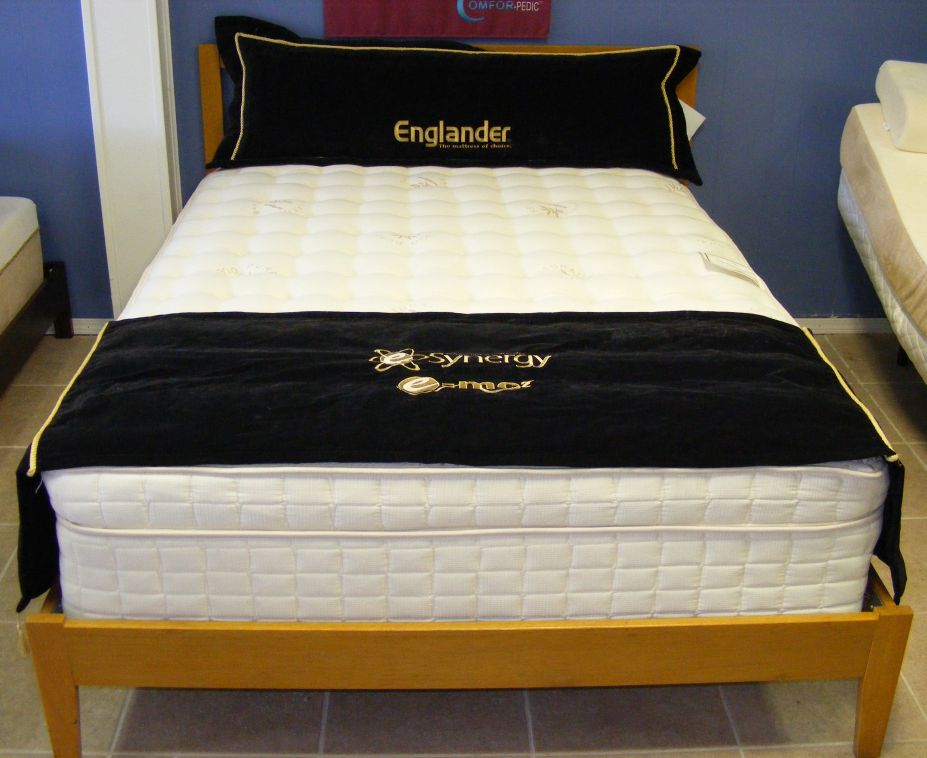 Consumer reviews on englander mattress mattress reviews for Englander mattress