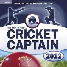 international cricket captain 2012 crack
