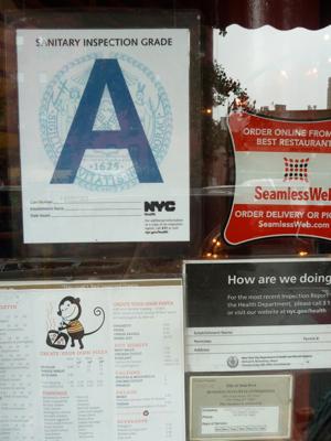New York State Sanitary Code Mobile Food