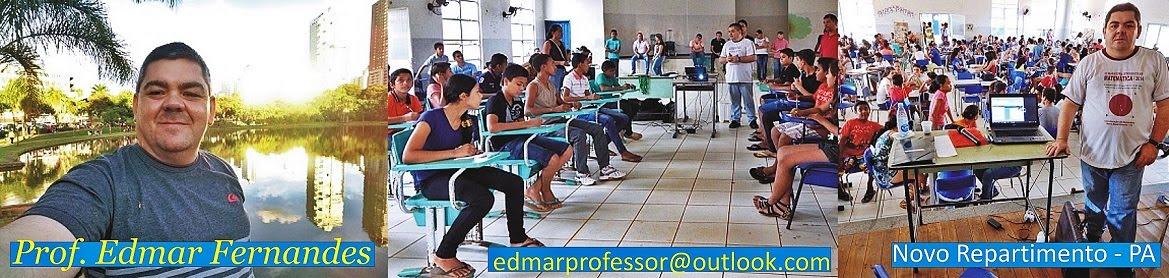 Professor Edmar Fernandes (Novo Repartimento - PA)