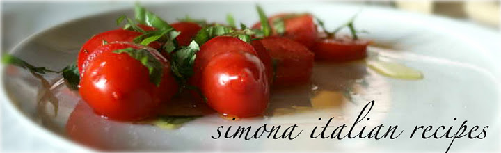 simona italian recipes