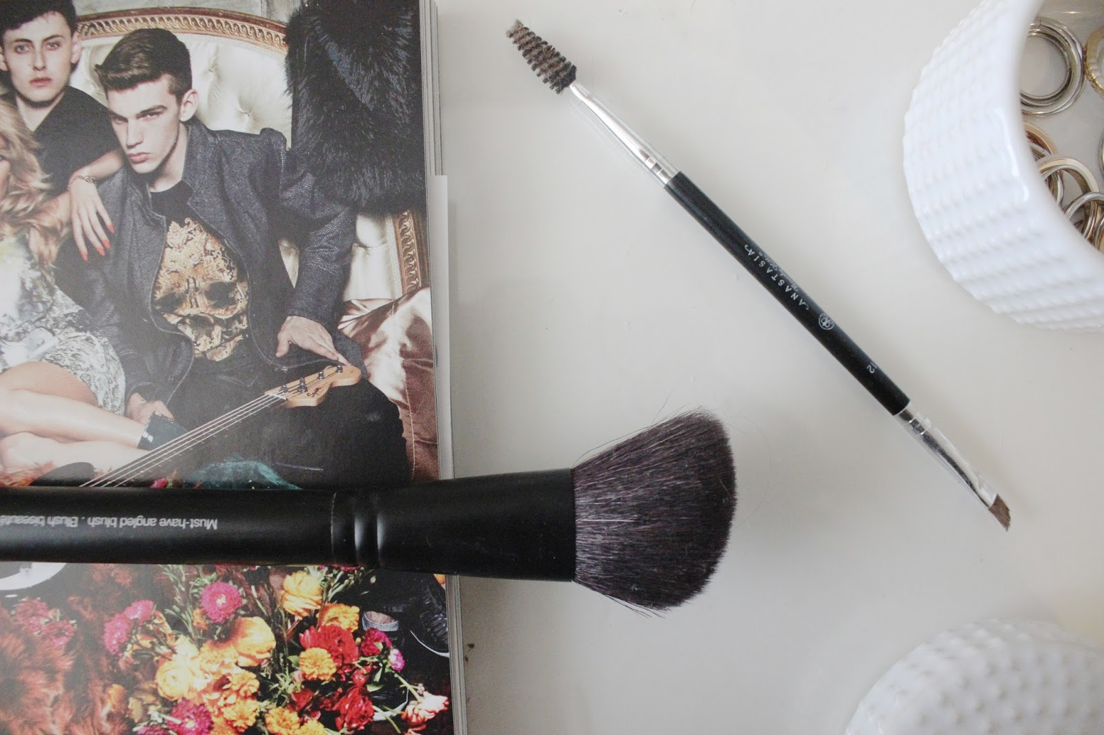 Two Brushes To Add To Your Collection