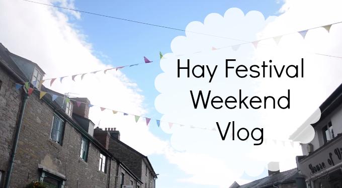 Hay Festival Vlog
