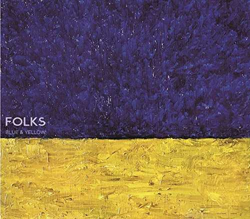 [Album] FOLKS – BLUE & YELLOW (2015.10.21/MP3/RAR)