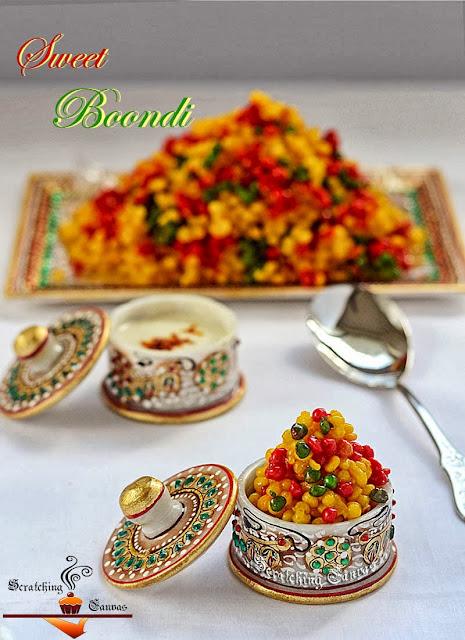 Bengali Style Misthti Bonde